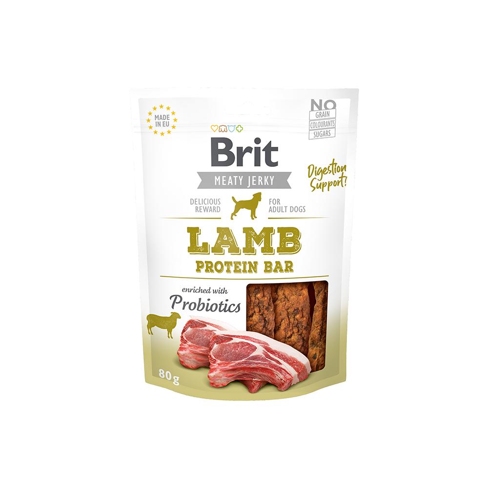 Brit Meaty Jerky - Lamb Protein Bar