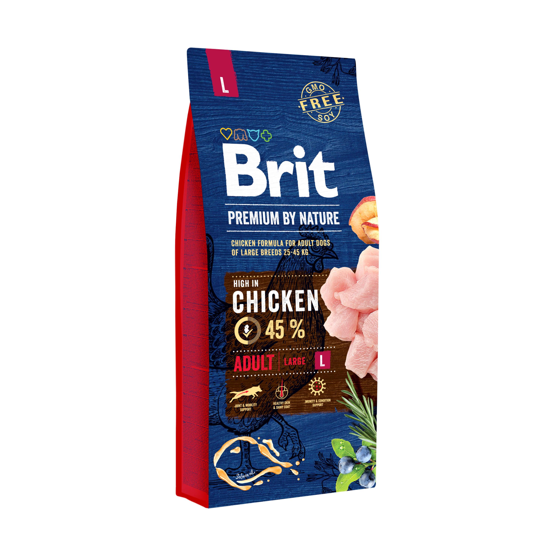 Brit Premium by Nature – Adult L