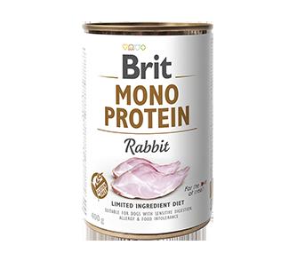 Brit Mono Protein - Rabbit – (6er Pack)