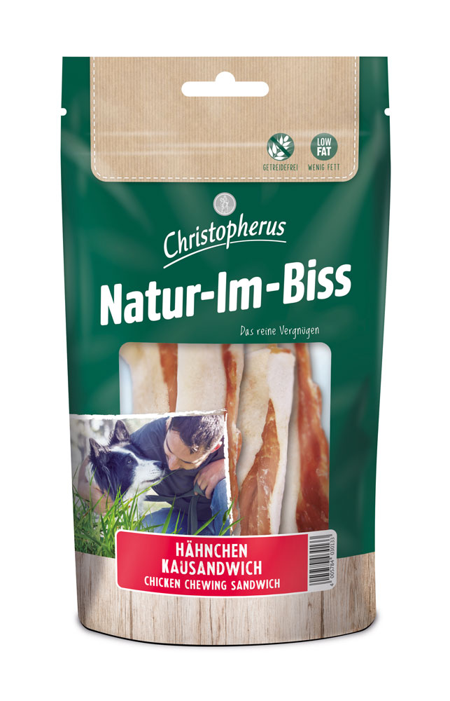 Christopherus - Natur-Im-Biss Hähnchen-Kausandwich