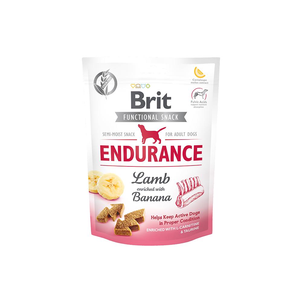 Brit - Functional Snack - Endurance Lamb - Lamm + Banane