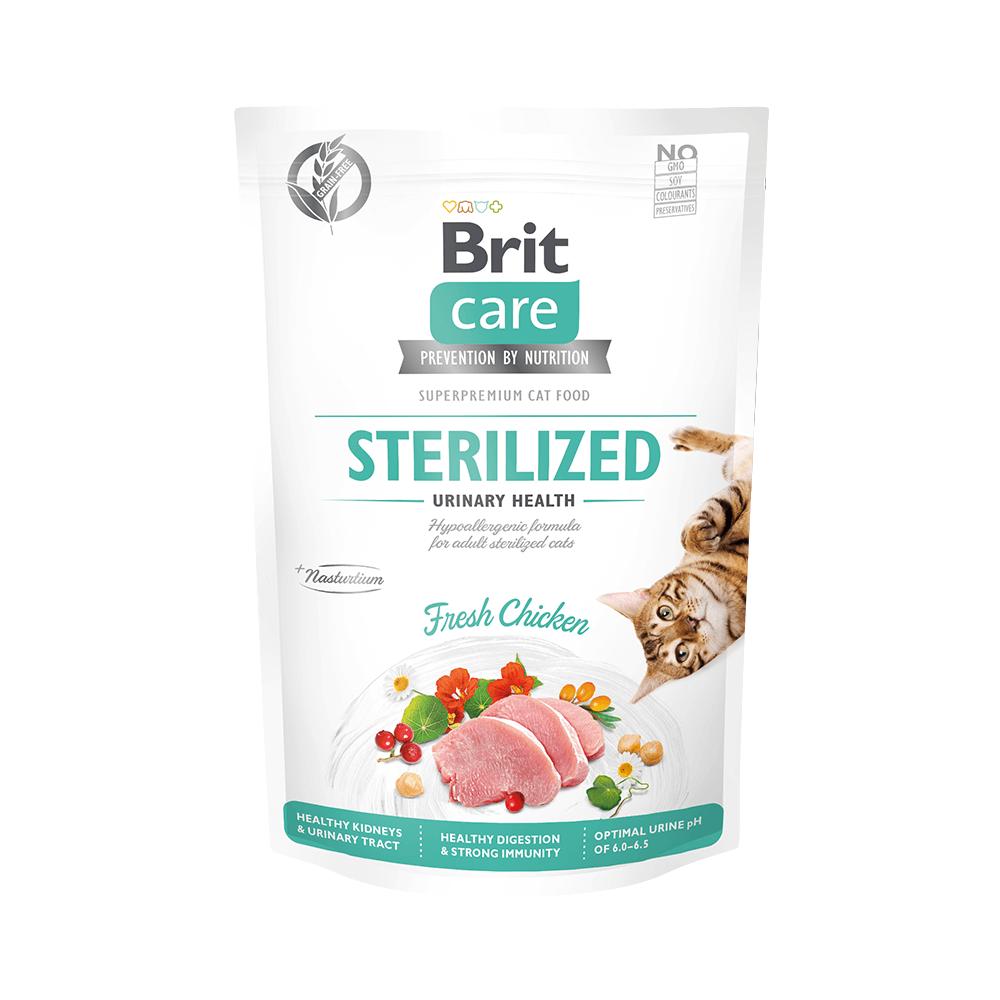 Probe Brit Care Cat Grain-Free - Sterilized - Urinary Health