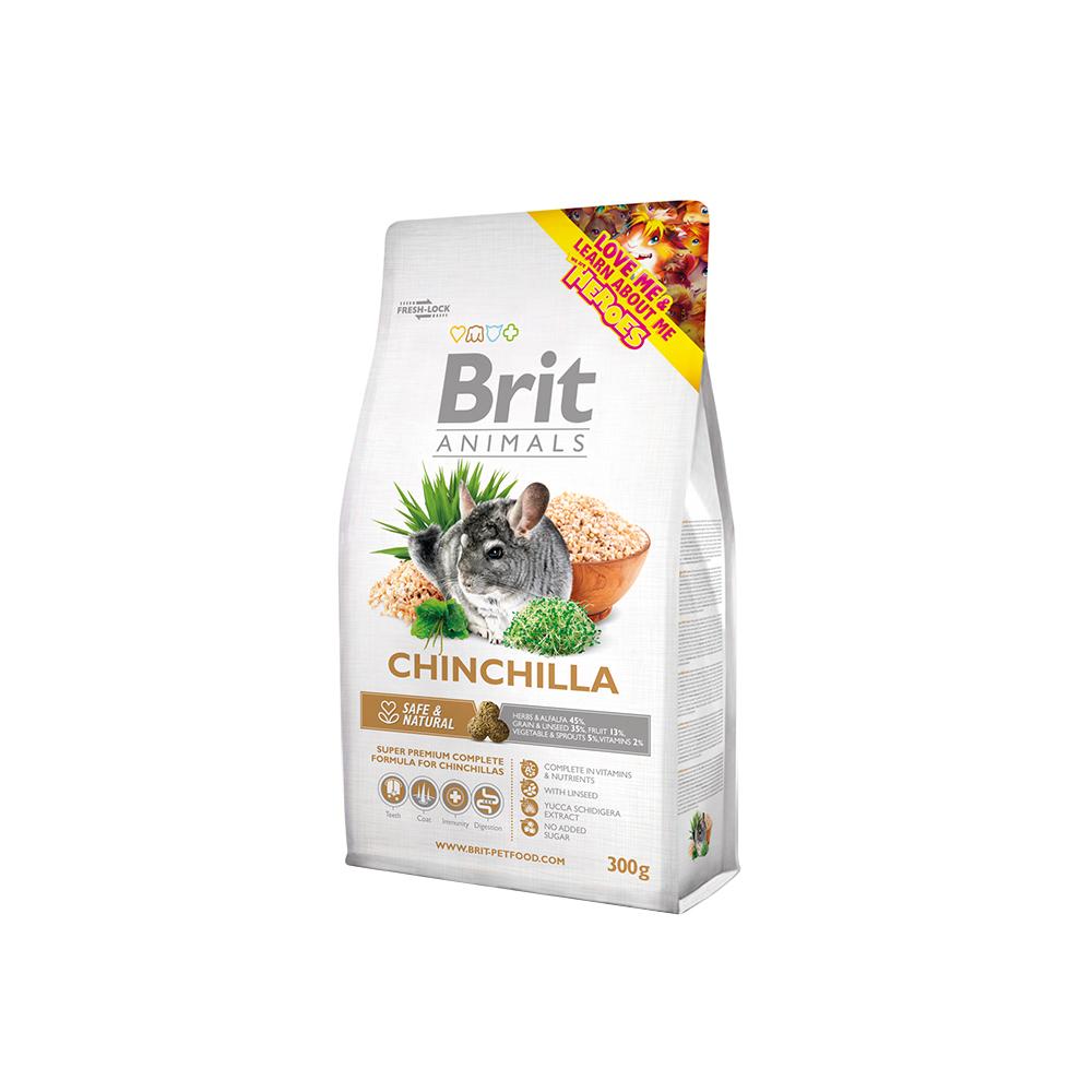 Brit Animals - Chinchilla