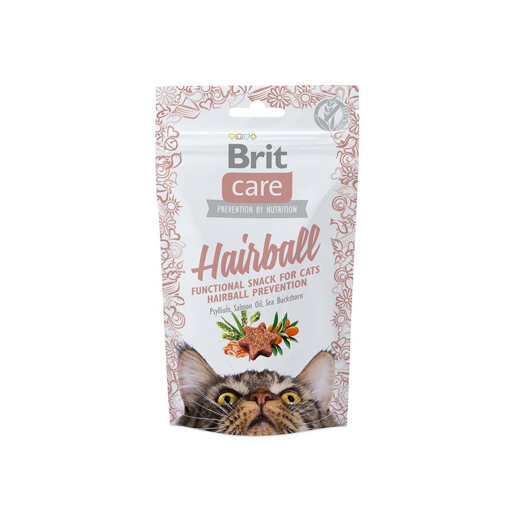 Brit Care Cat Snack - Hairball
