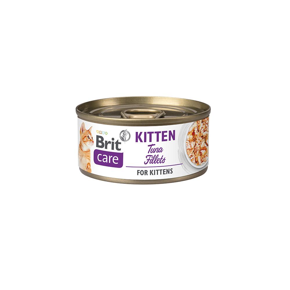 Brit Care Cat - Tuna Fillets - Kitten