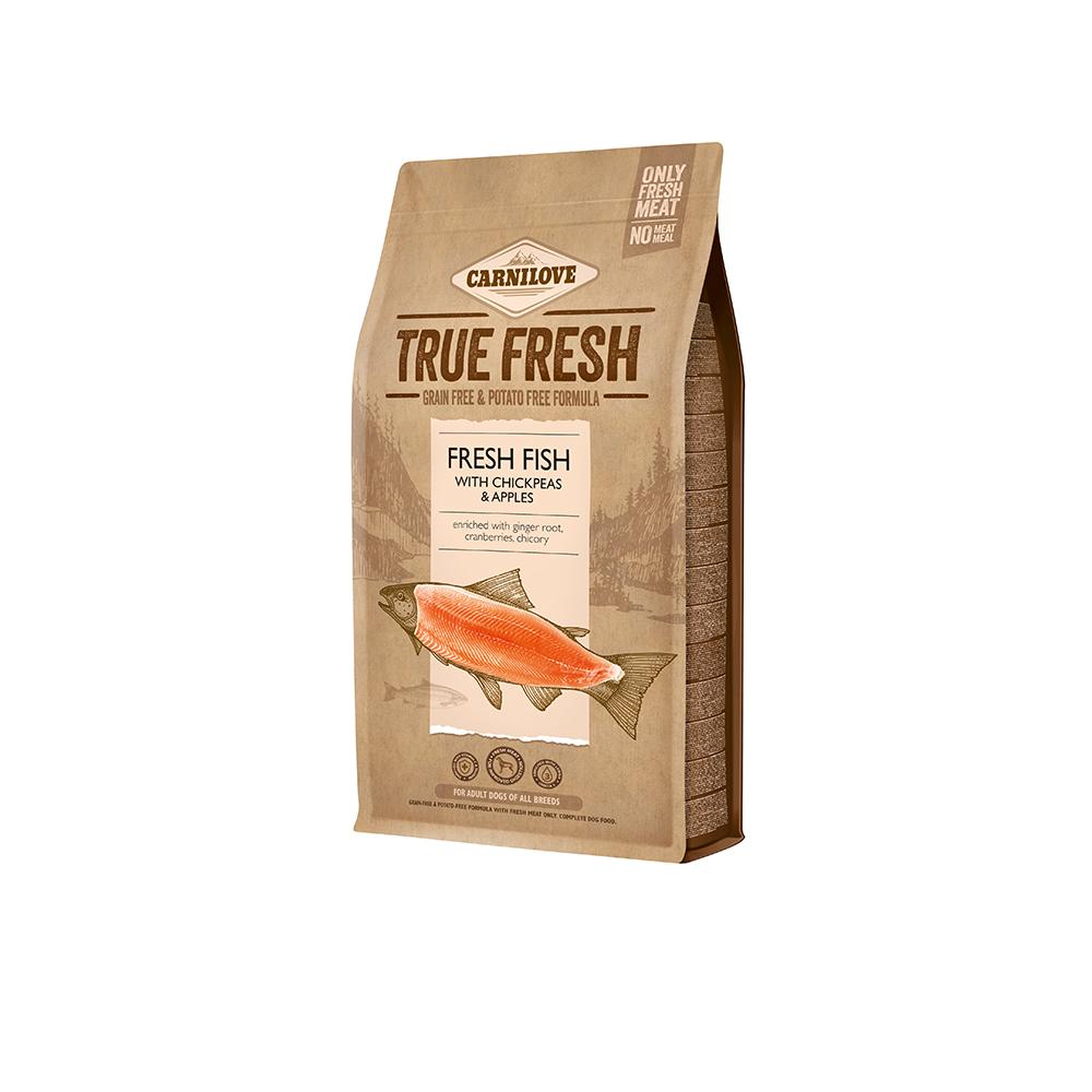 Carnilove Hund True Fresh – Fresh Fish
