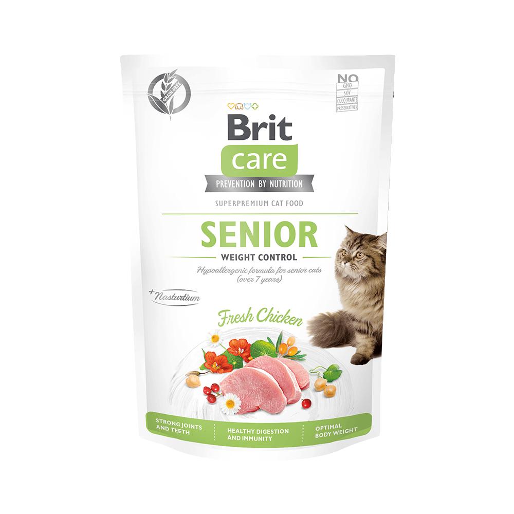 Probe Brit Care Cat Grain-Free - Senior - Weight Control