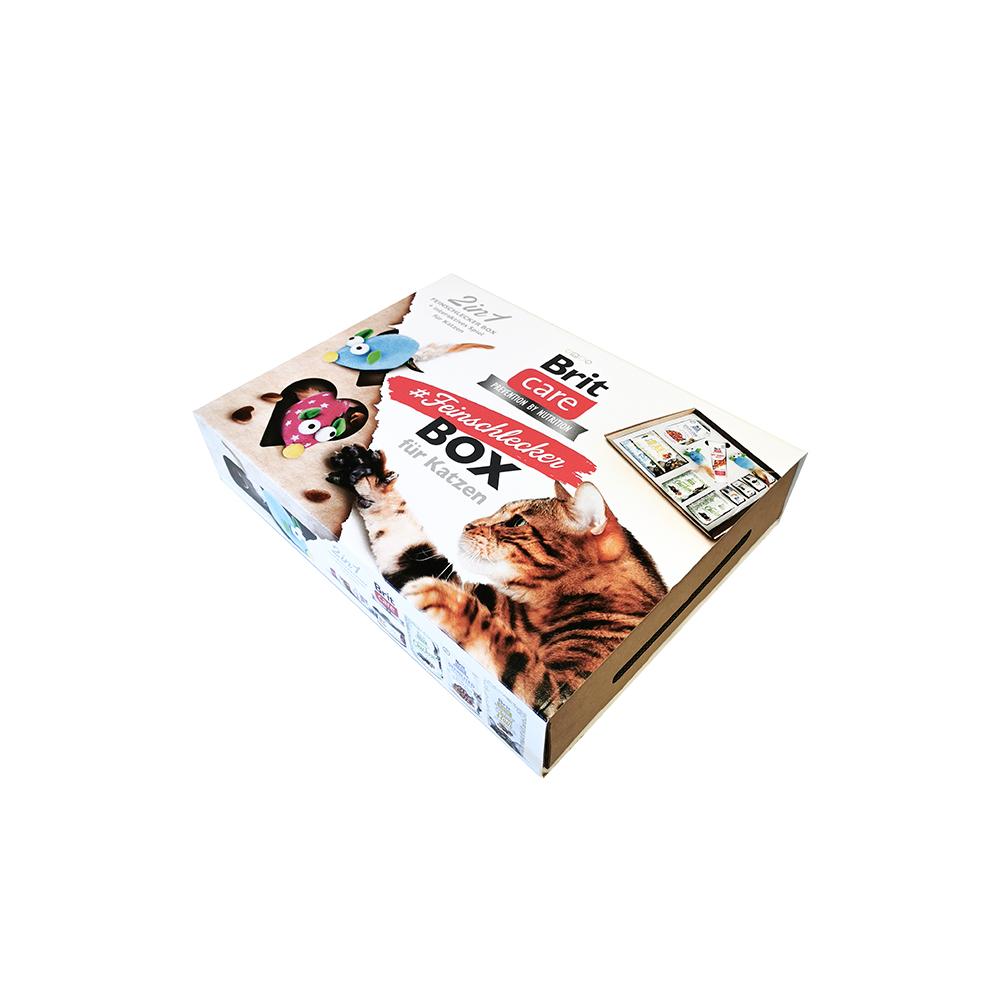 Brit Care Cat - Feinschlecker-Box