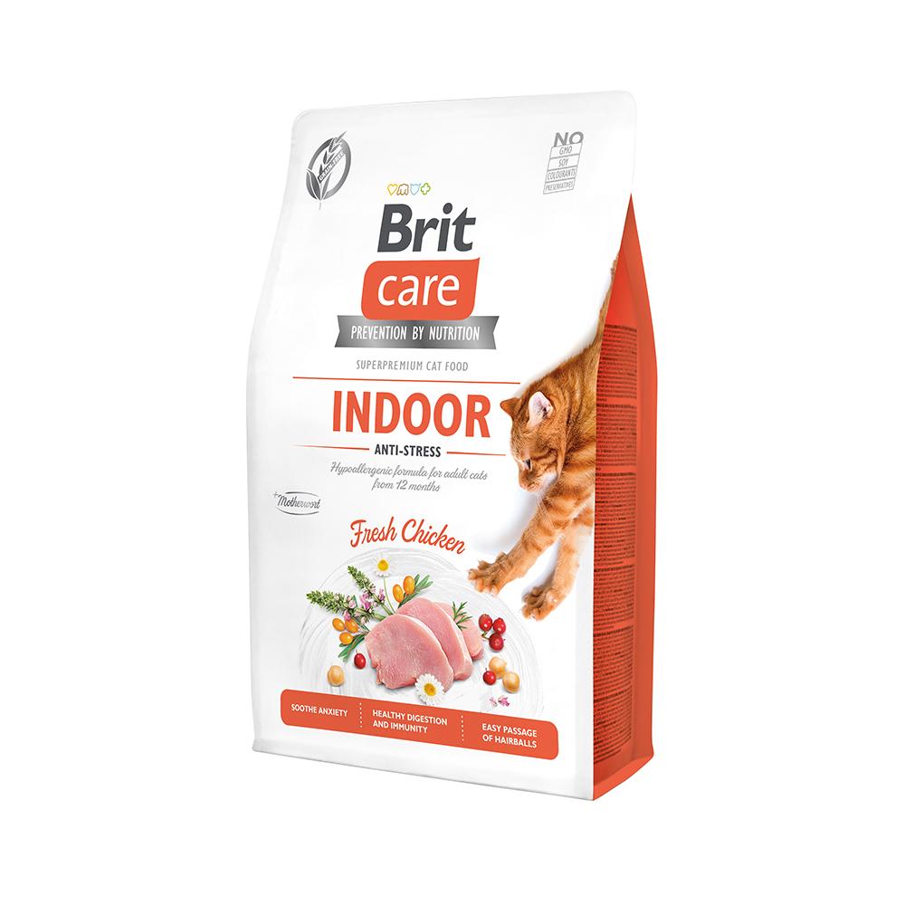 Brit Care Cat Grain-Free - Indoor - Anti-Stress
