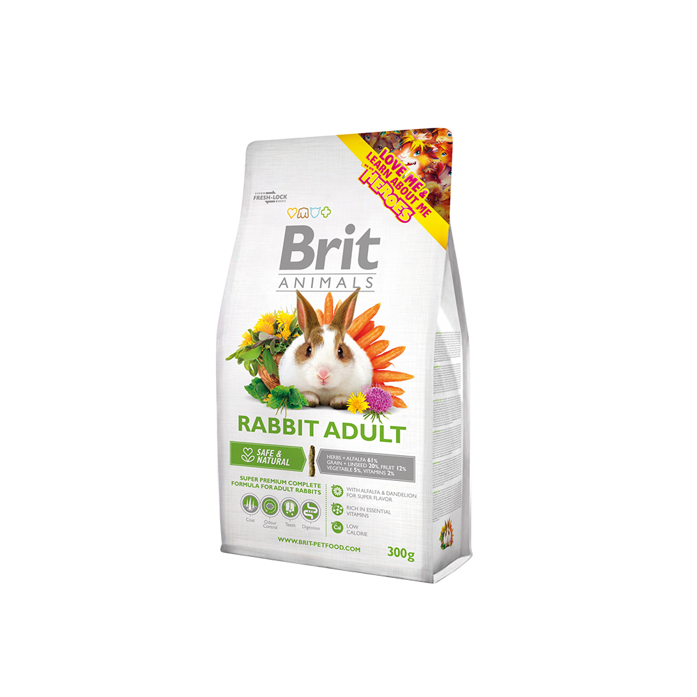 Brit Animals - Rabbit Adult (Ausgewachsene Kaninchen)
