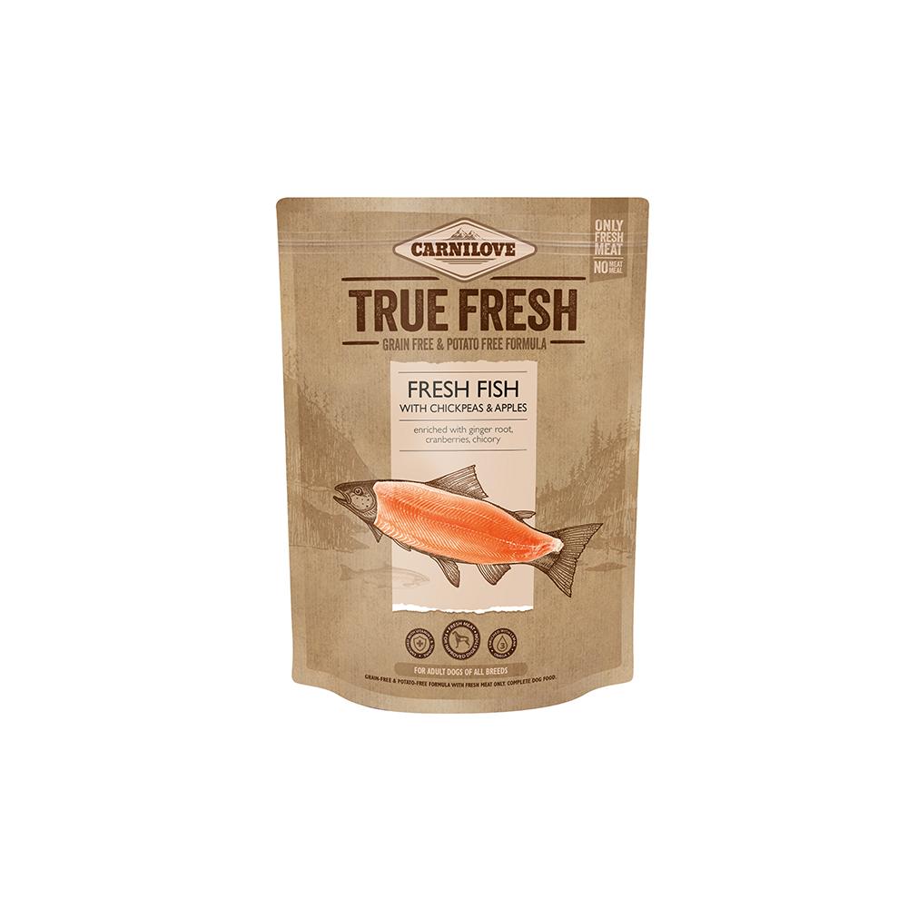 Probe Carnilove Hund True Fresh – Fresh Fish