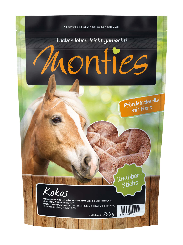 Monties - Kokos-Sticks