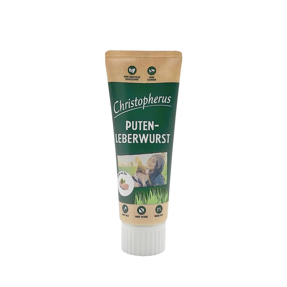 Christopherus – Delikatesse Puten-Leberwurst