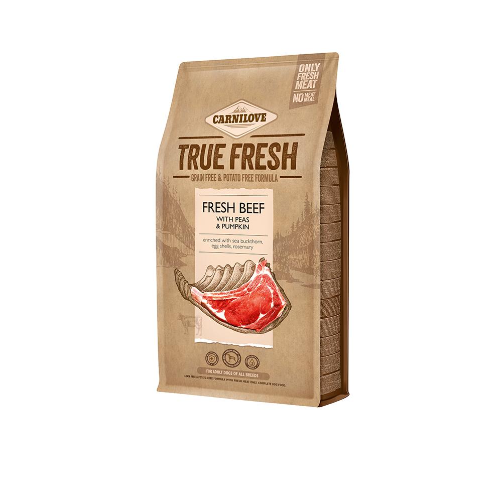 Carnilove Hund True Fresh – Fresh Beef