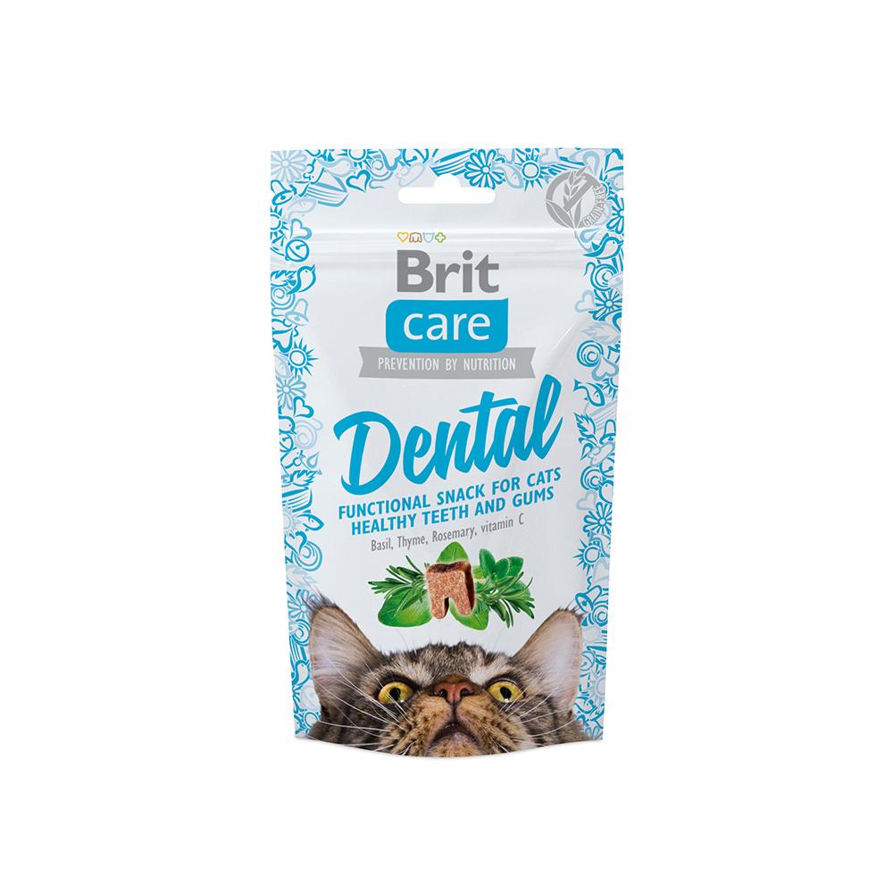 Brit Care Cat Snack - Dental