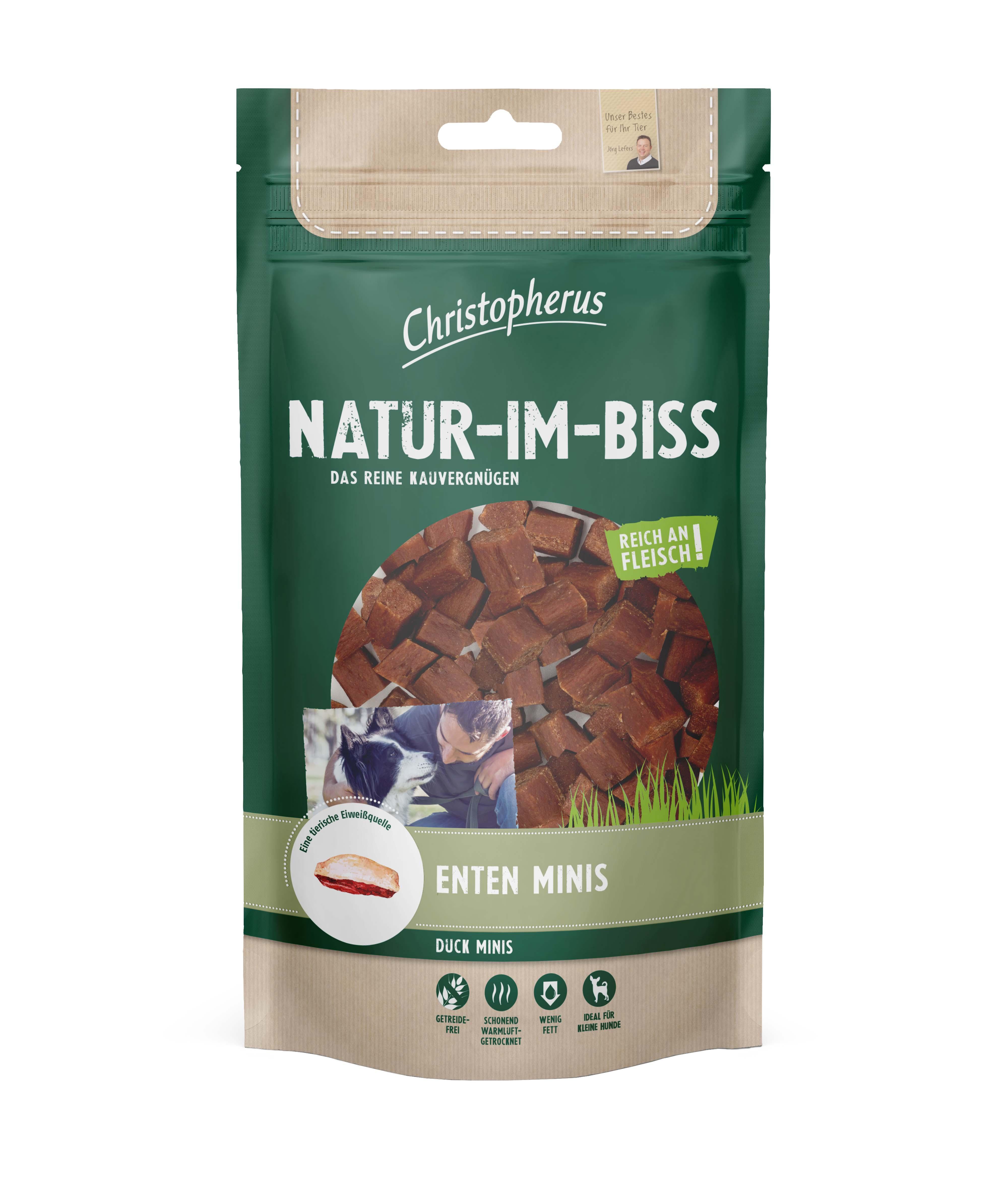 Christopherus - Natur-Im-Biss Enten Minis