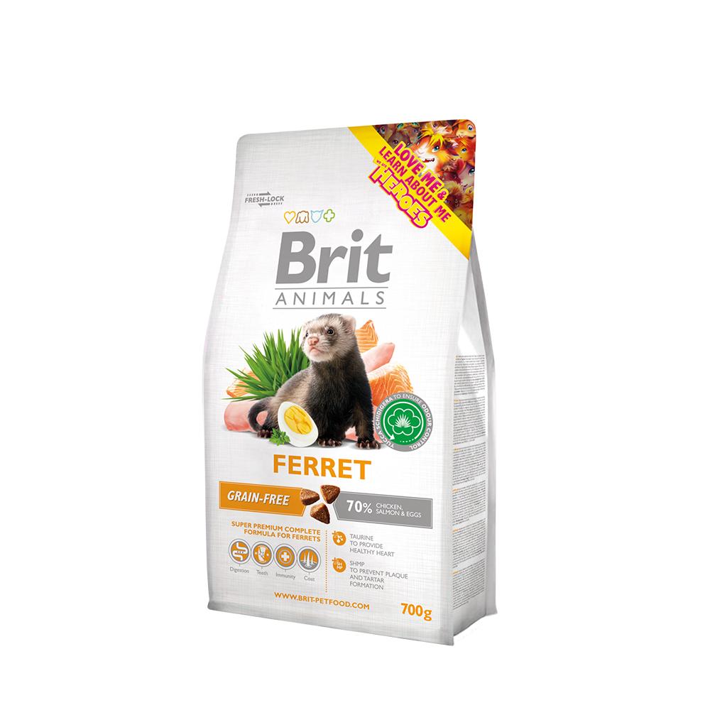 Brit Animals - Ferret (Frettchen)