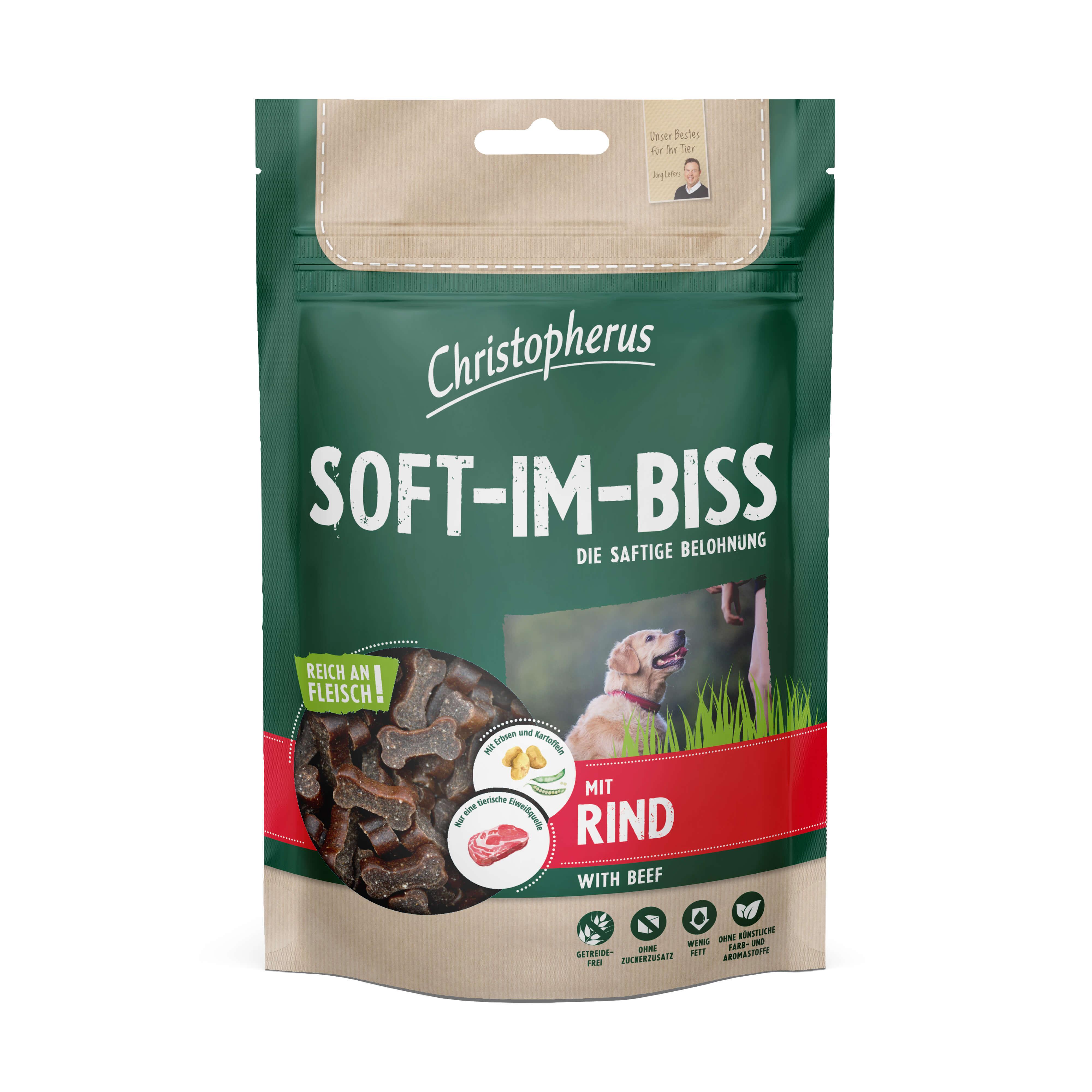 Christopherus – Soft-Im-Biss Rind