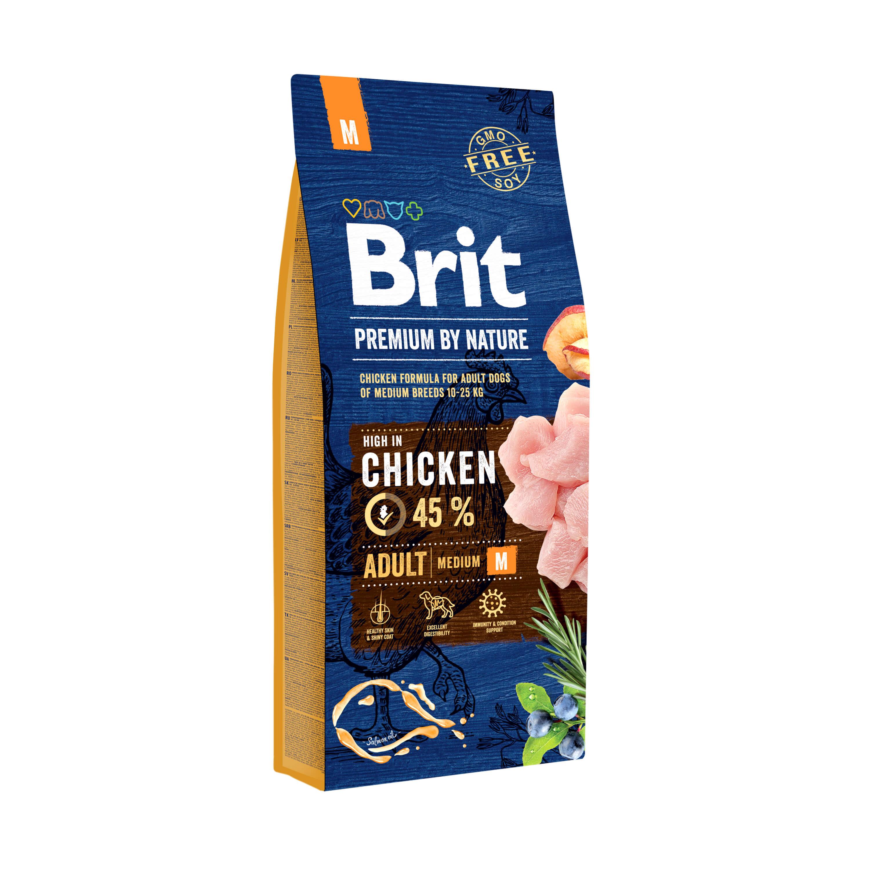 Brit Premium by Nature – Adult M