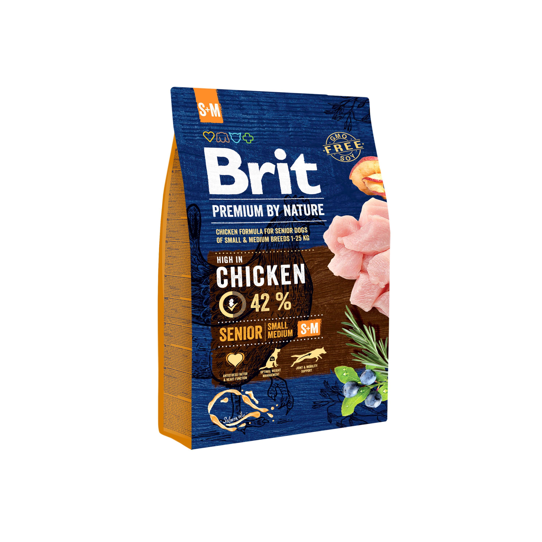 Brit Premium by Nature – Senior S+M