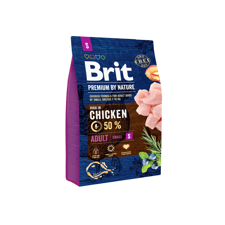 Brit Premium by Nature – Adult S