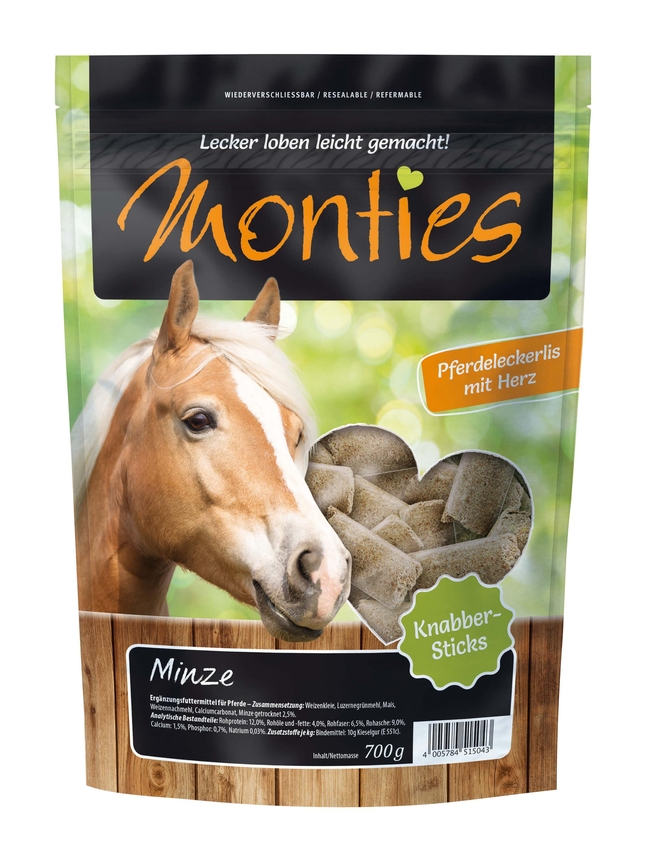 Monties - Minze-Sticks