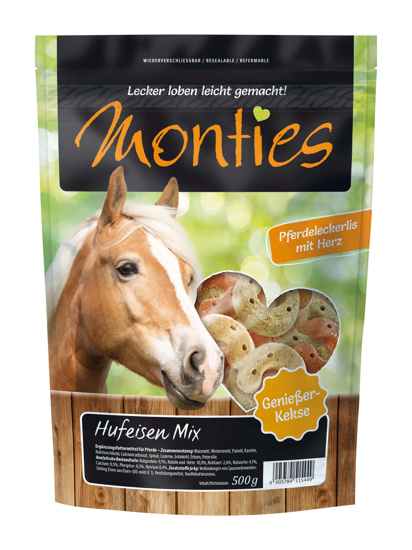 Monties - Hufeisen Mix