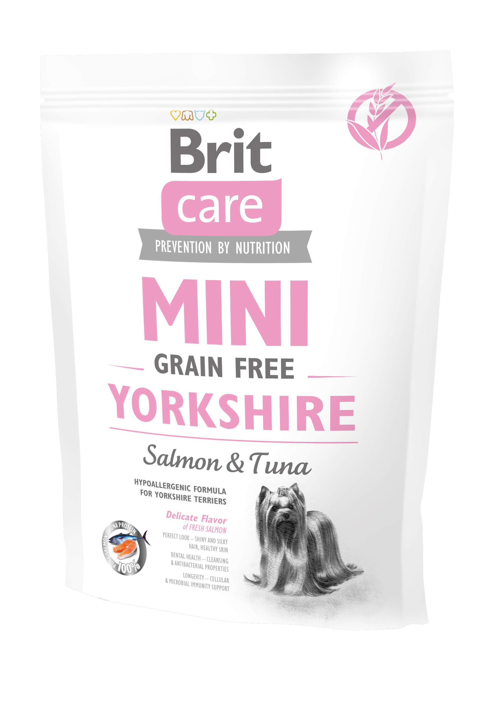 Brit Care Mini - Grain Free Yorkshire Lachs und Thunfisch