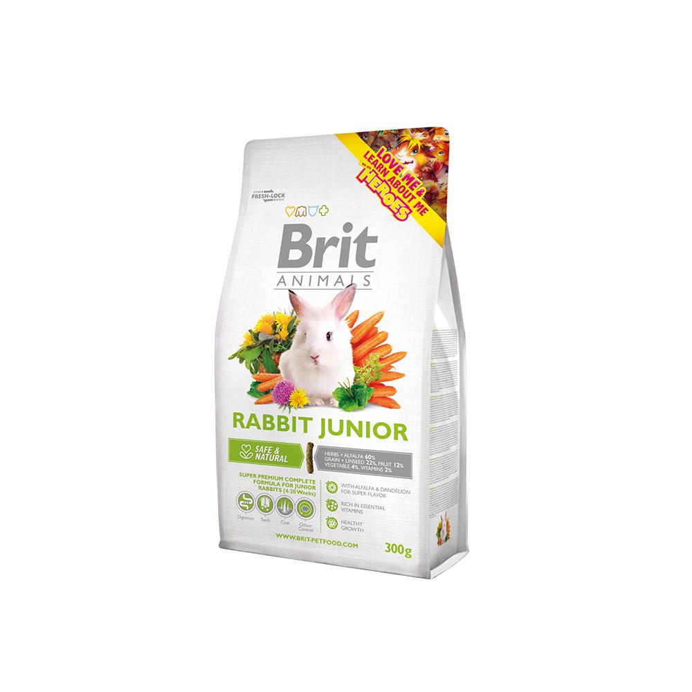 Brit Animals - Rabbit Junior (Junge Kaninchen)