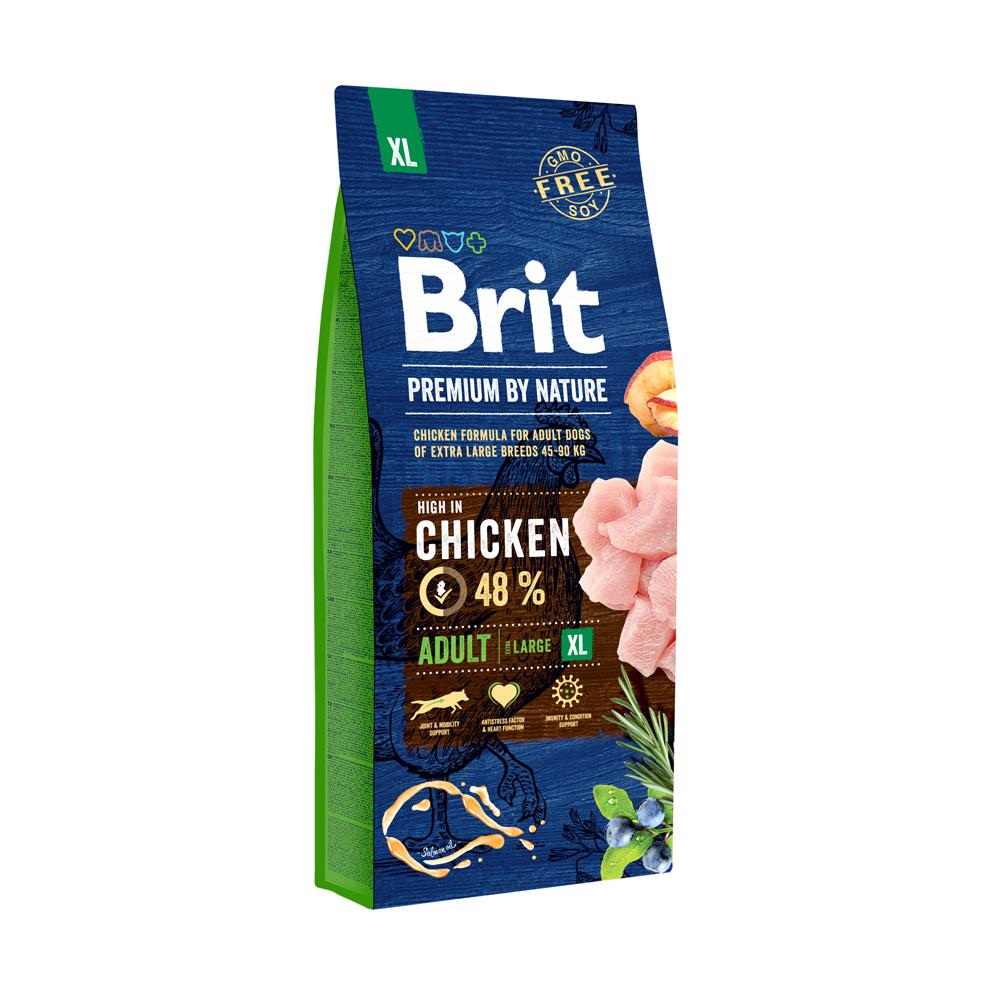 Brit Premium by Nature – Adult XL
